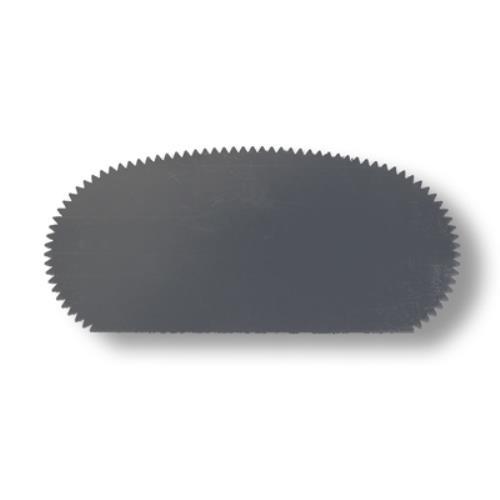 Code: EE#086 Serrated Rib Aluminum $6.50