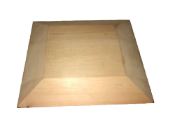 Code: EE#049 Square Mould 300x300x50mm $100.00