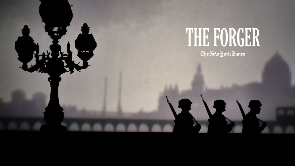 HSDFF Best Short Documentary - The ForgerDirector: Samantha Stark, Alexandra Garcia, Pamela Druckerman, and Manual CinemaUSA / French, English / 16 minutes