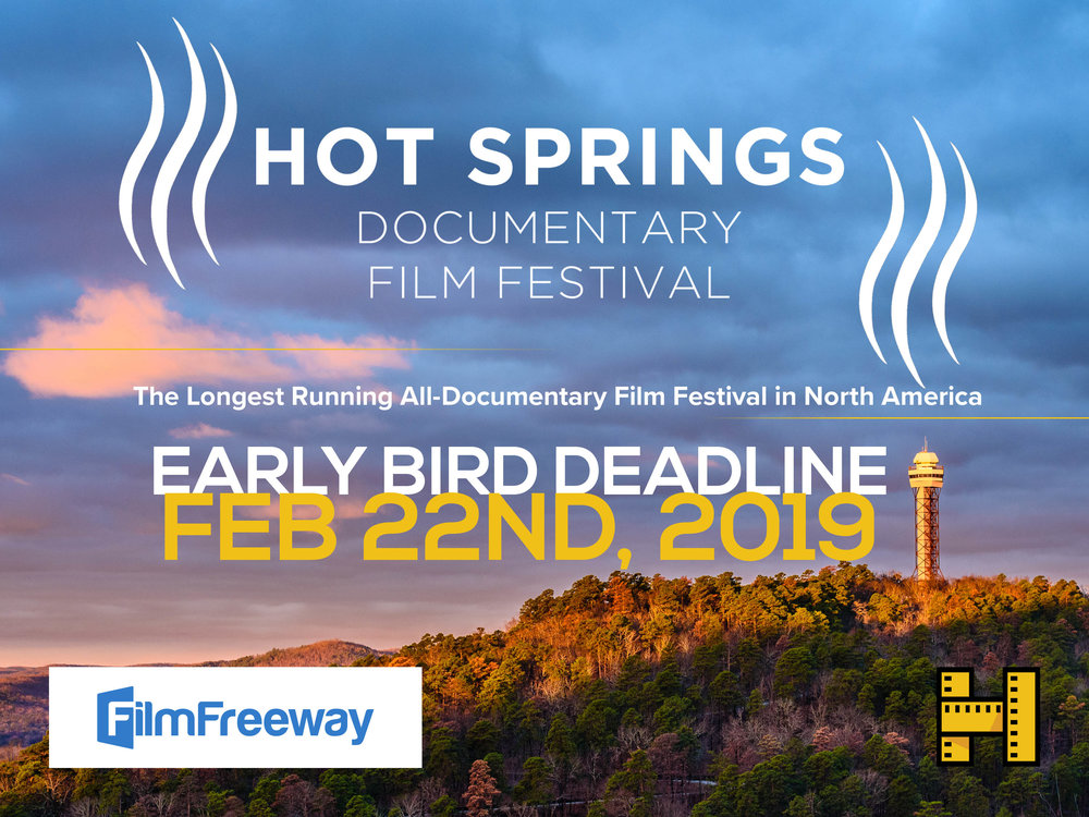 We are open for submissions! - Early bird deadline Feb 22nd