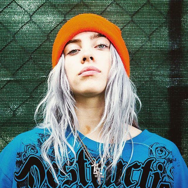 @wherearetheavocados aka Billie Eilish is set to dominate 2019. 🌿🎶 #billieeilish #newartist #music #uraniumwaves #knowyourwaves #wavysong