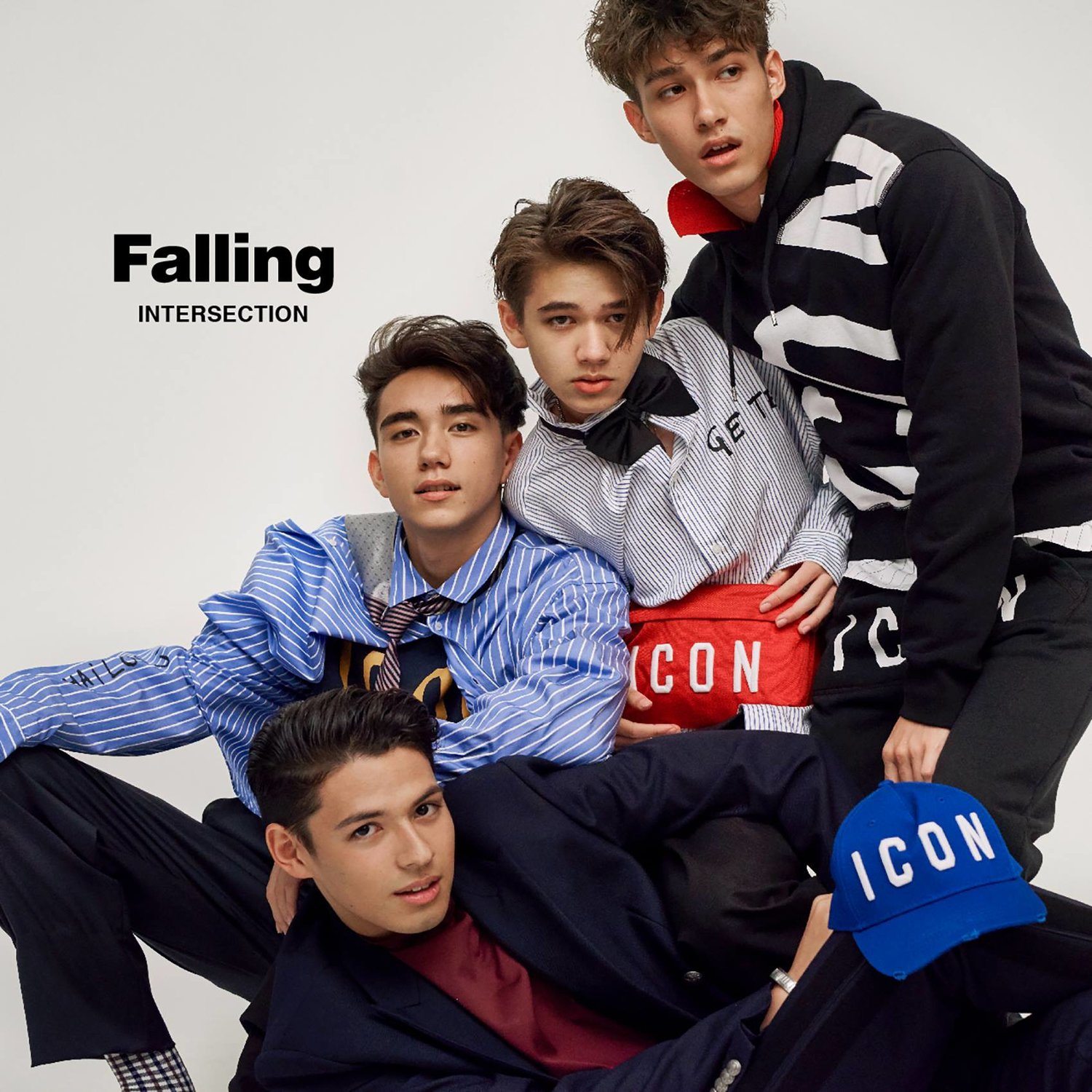 INTERSECTION: The New and Freshest Boy Band On Our Radar