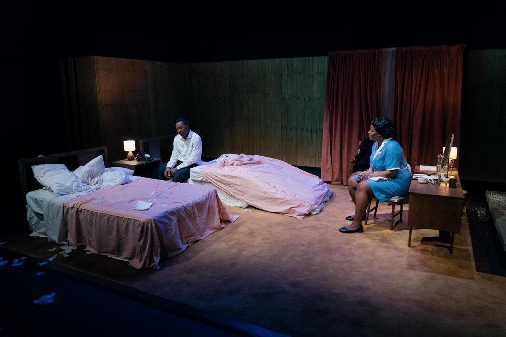 desara productions & NST Theatres - the mountaintoptour