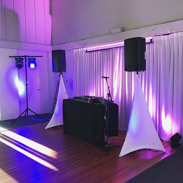 Just finished the set-up for a wedding out at Five Knots on Tamaki Drive! This spot is amazing for all types of functions and events, overlooking the Auckland city harbour.