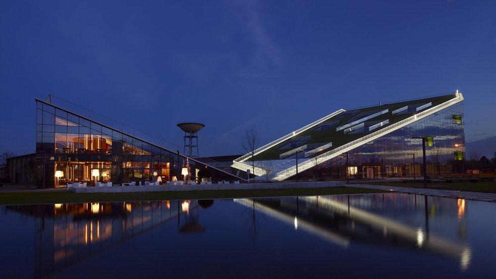 Corda Campus … and beyond - Onze uitvalsbasis is de Hasseltse Corda Campus, maar onze blik is op de wereld gericht. Wij verbinden bedrijven wereldwijd op alle mogelijke manieren.