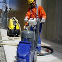 Grinding & Concrete Polishing -