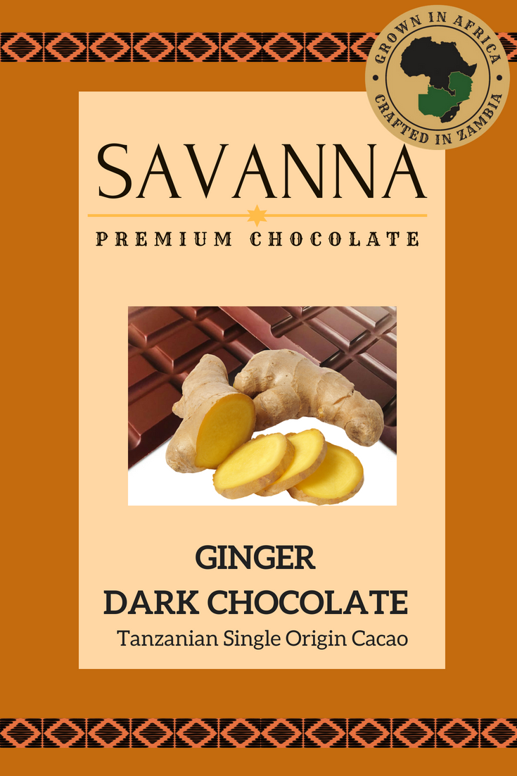GINGER DARK (ZMW50)