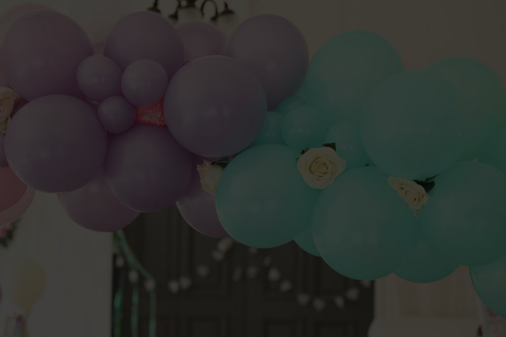 STYLED BALLOONS POA. Cost varies from $12 -