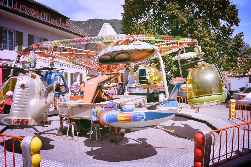 Chüubi Oberdorf, Kinderland