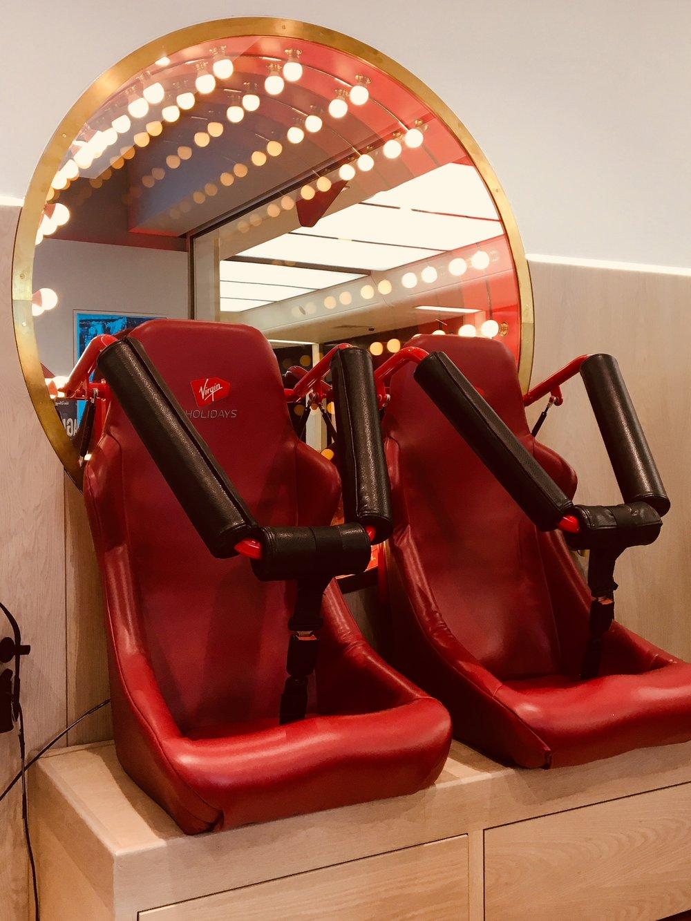 Virgin Holidays VR Rollercoaster