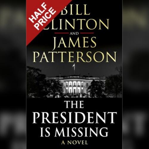Waterstones The President is Missing.jpg