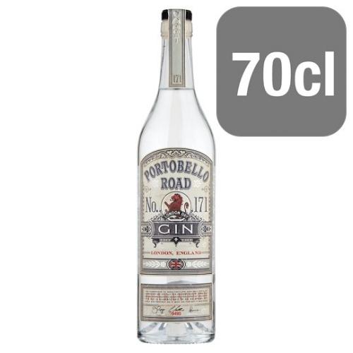 Portobello Road Gin from Tesco