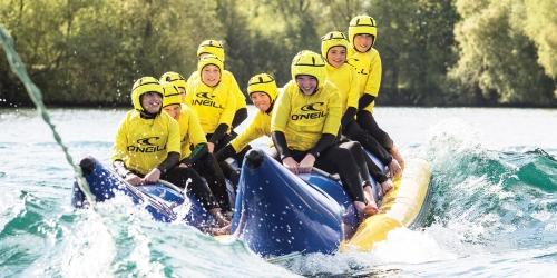 Liquid Leisure Banana Boat Experience
