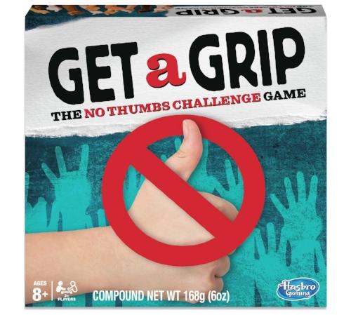 Get a Grip Boardgame Argos
