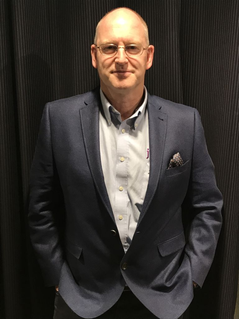 Julian Fisher, CEO jisp