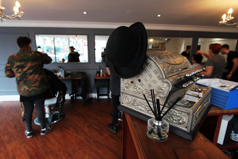 Jays Barbers, Portswood | Image source  Jays Barbers