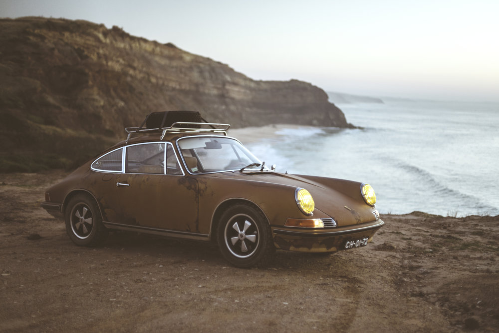 "1972 Porsche 911 """"Forest Hunter""    Built for fun !"