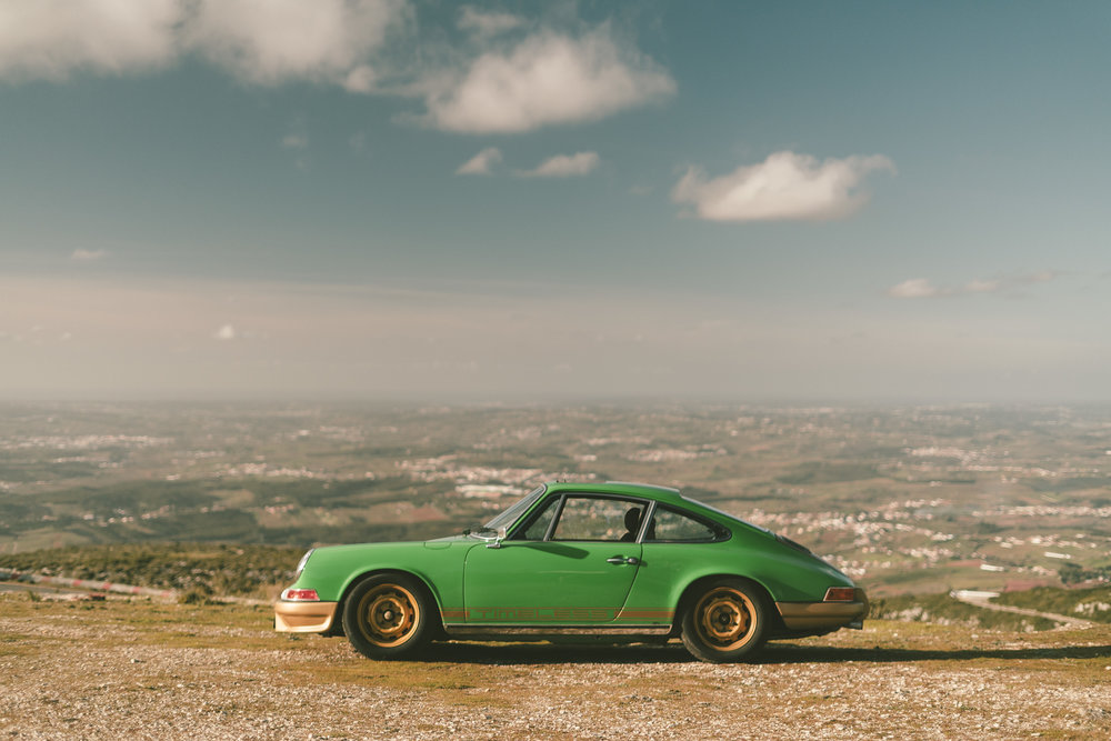 "1973 Porsche 911 ""Viper Green""    Built to be fast !!!"