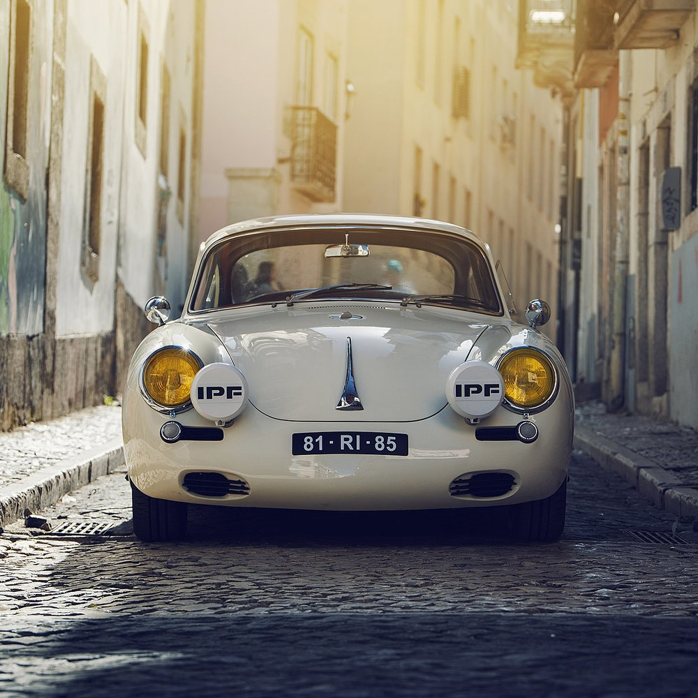 1962 Porsche 356    This re-born, re-imagined 55-year old Porsche 356B is build with keeping day-to-day driving in mind.
