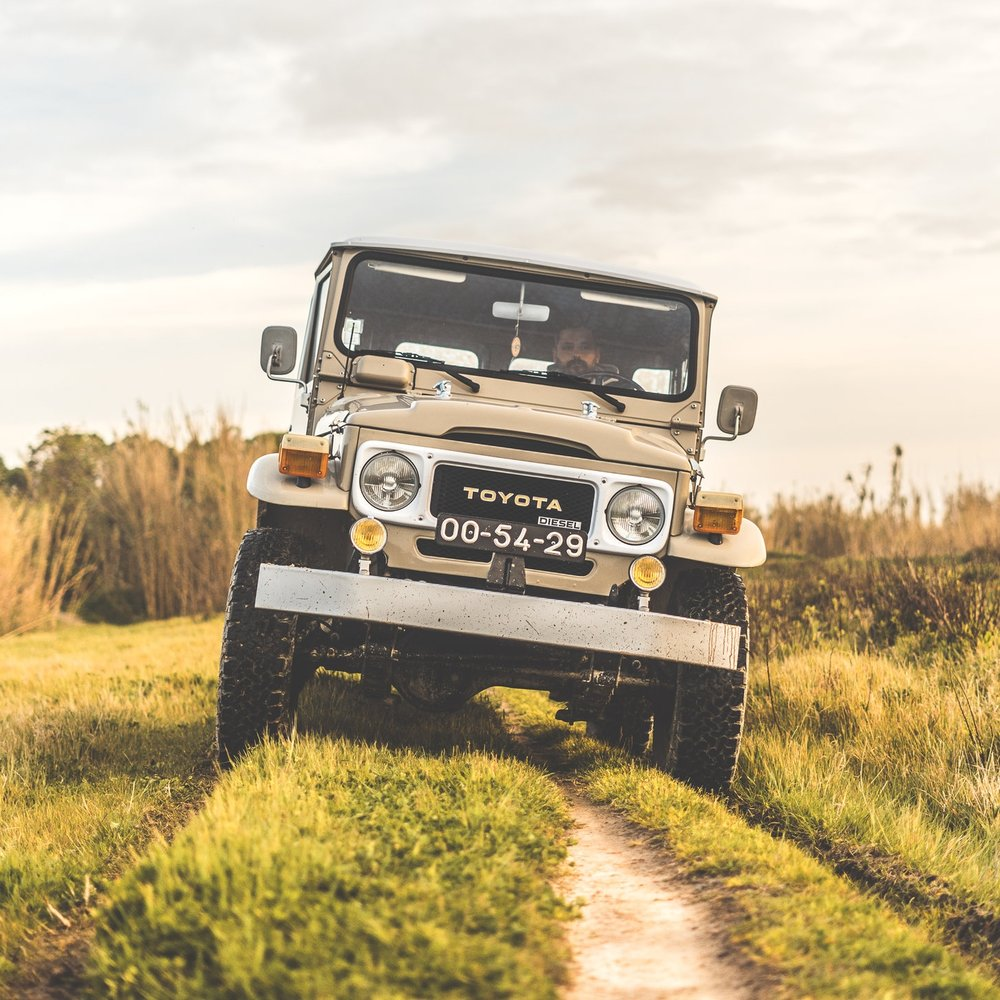 1979 Toyota BJ40    Keep the Contry COUNTRY!