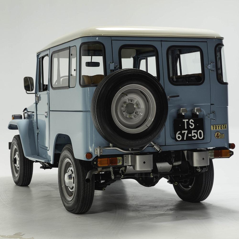 1979 Toyota BJ40