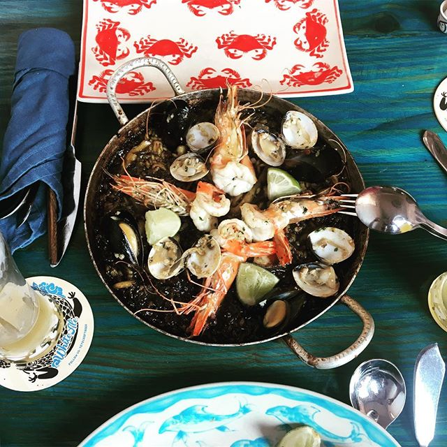 Paella in #Saigon? Yes please . . . . . #lifestylebydesign #southeastasia #goexplore #workabroad #adventureseeker #workexploretravel #timeforachange #travel #travelling #roamtheplanet #worldtraveller #lovetotravel #asia #vietnam #instatravel #wanderlust #gapyear #wanderer #travelphotography #bestoftheday #eslteacher #esl #teachinasia #20hourworkweek #tefl #roadlesstravelled