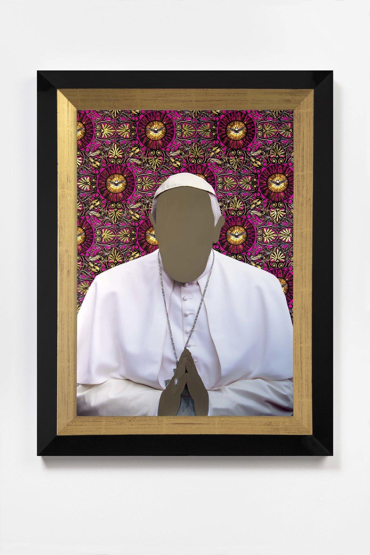 Portraits Framed Final_Pope Francis.jpg