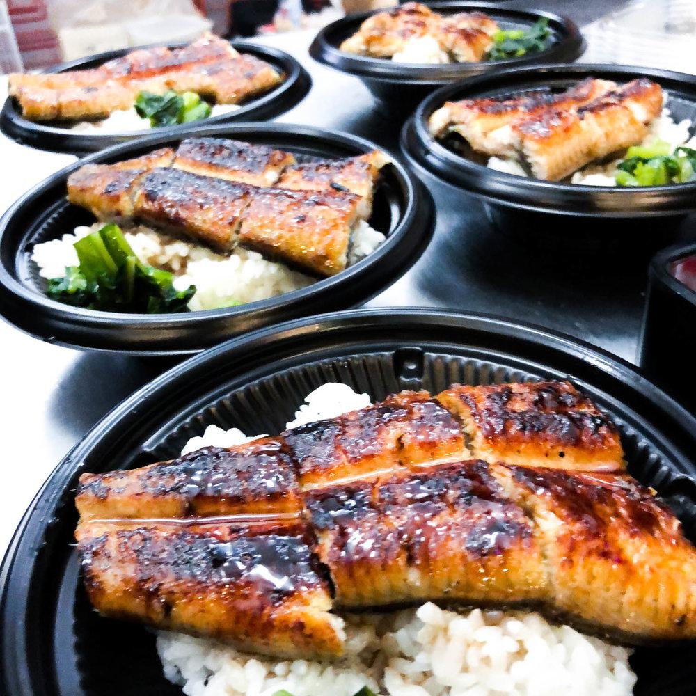 UnaDon Man Man Japanese Unagi Restaurant