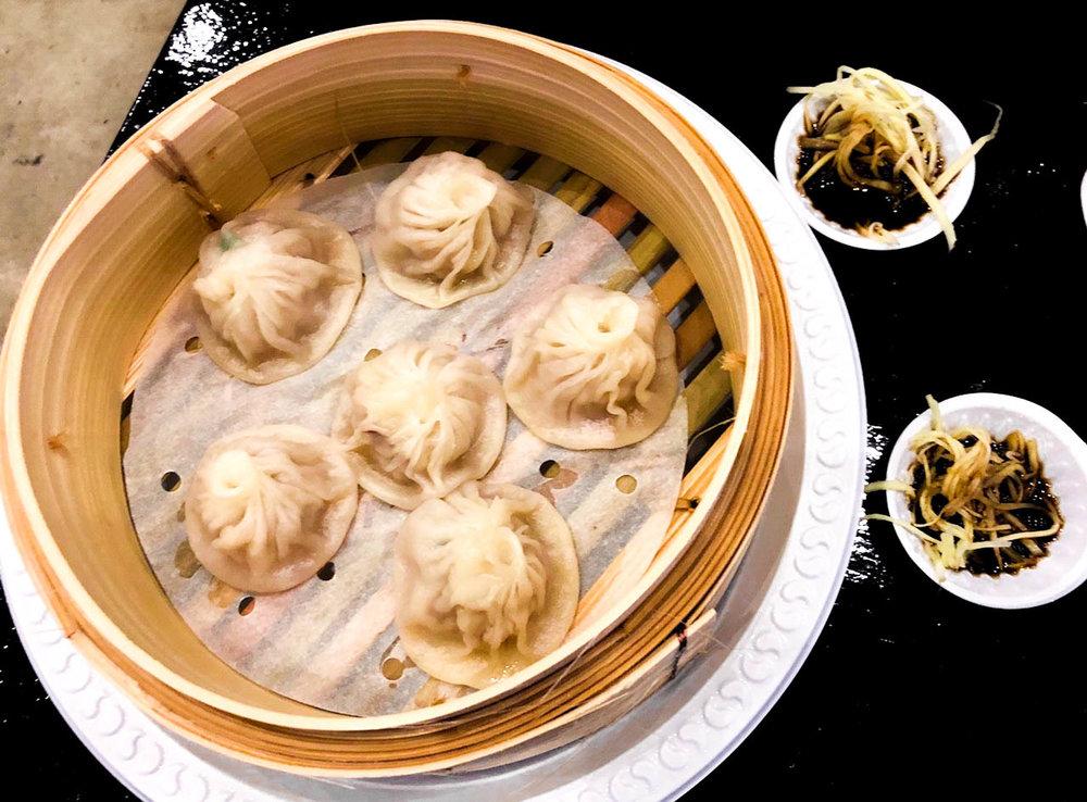Xiao Long Bao from Zhong Guo La Mian Xiao Long Bao