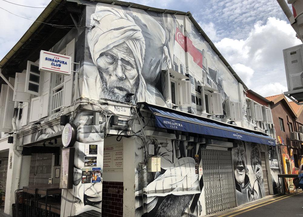 Murals on Singapura Club on Haji Lane.jpg