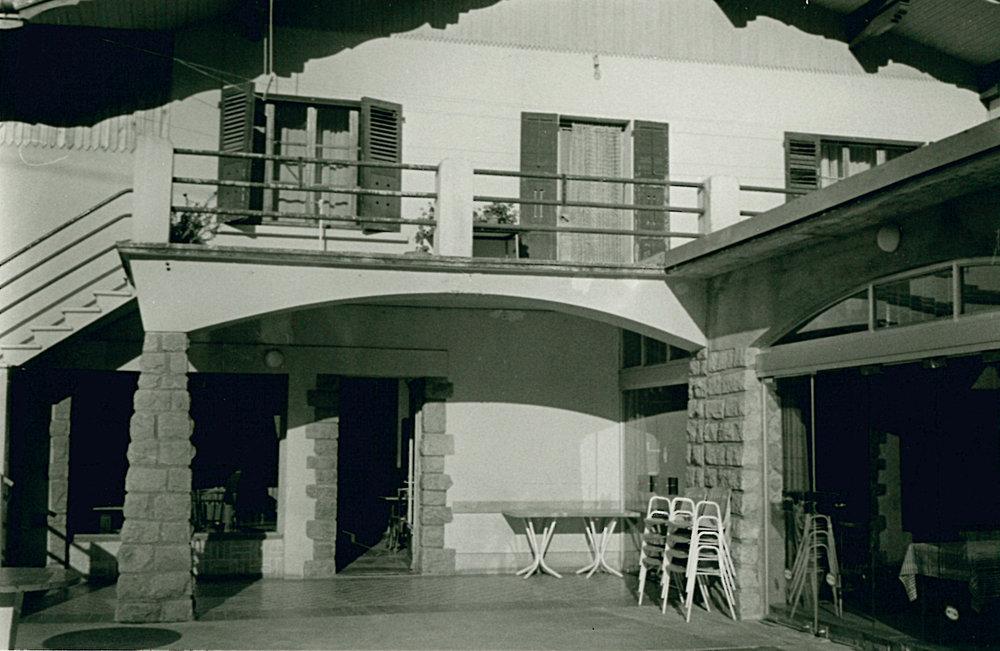 L'hôtel en 1974