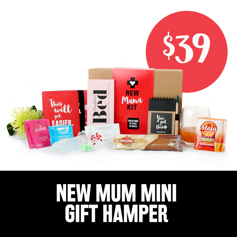 New Mum Mini Gift Hamper from New Mama Kit