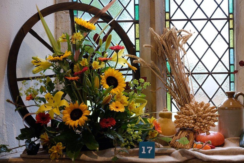 St Mary's Harvest