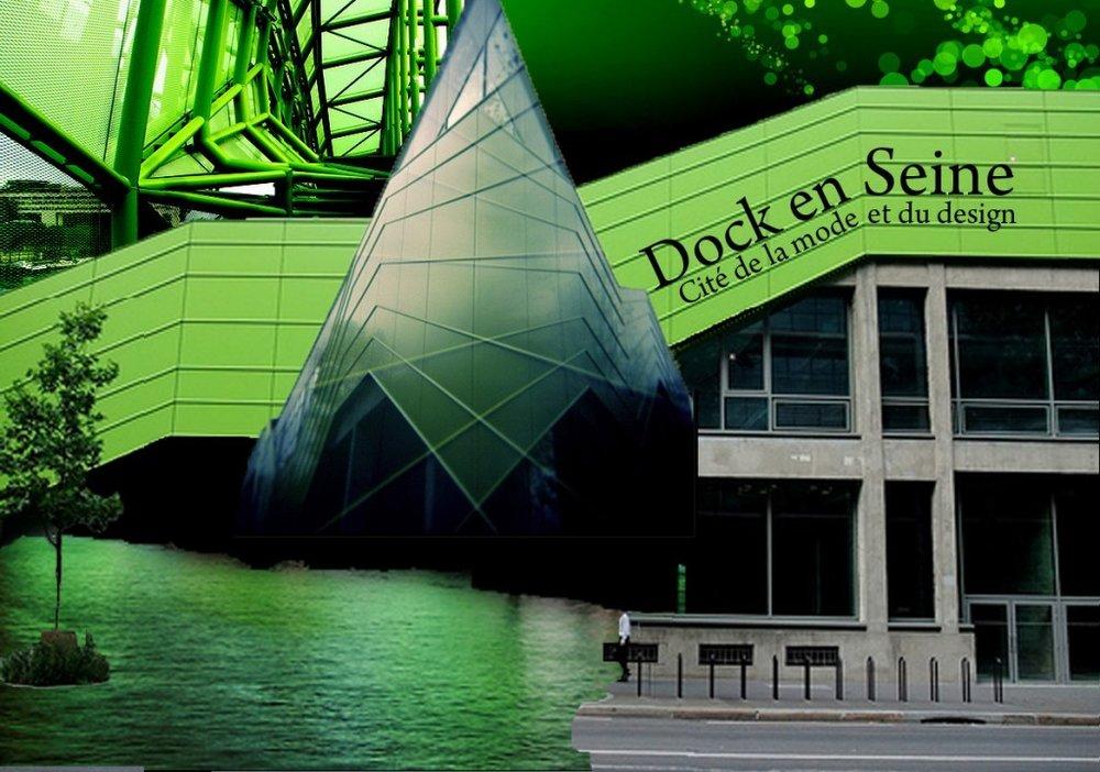 Les Docks - Cité de la Mode et du Design