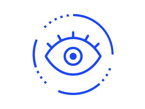 Visão - Em tempo real, veja os resultados de cada análise, treinamento e engajamento dos usuários.