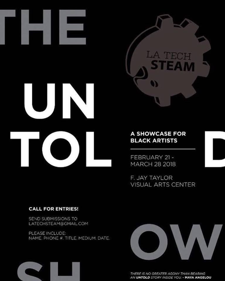 UNTOLD Black Artist Exhibition