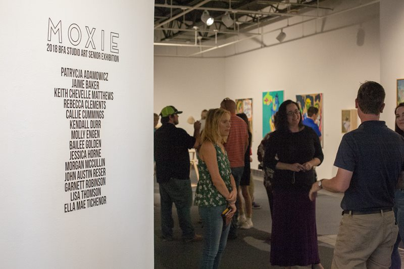 Photos 2018 from Moxie Exhibition