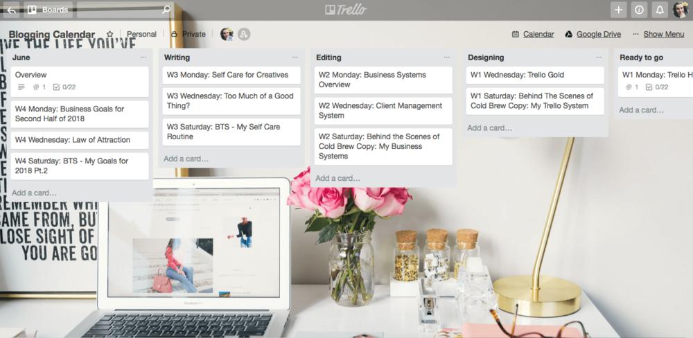 Use Trello As Your Content Calendar