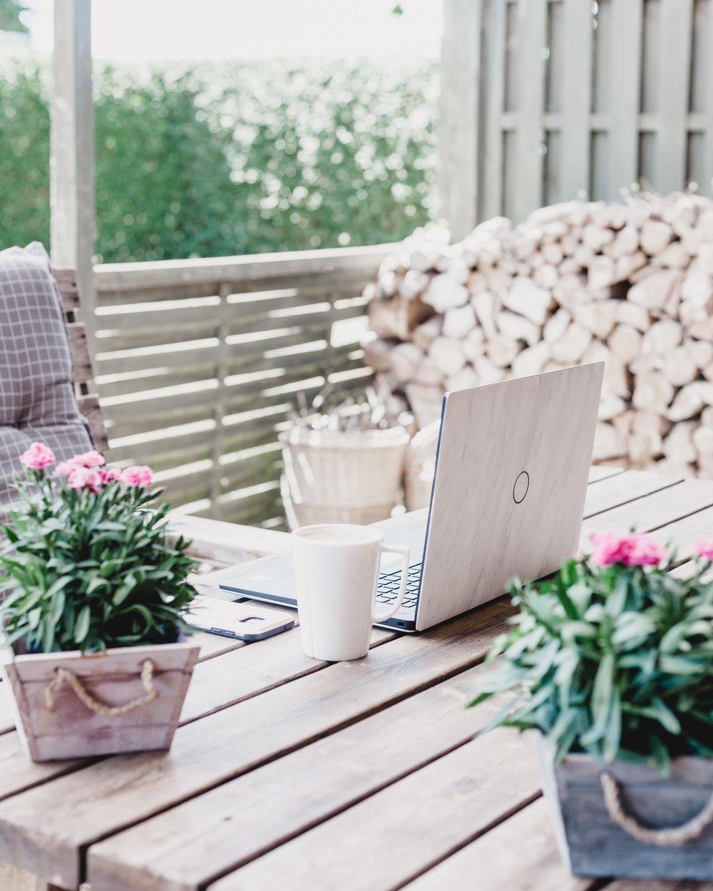 Website Copywriting Services for Creative Entrepreneurs