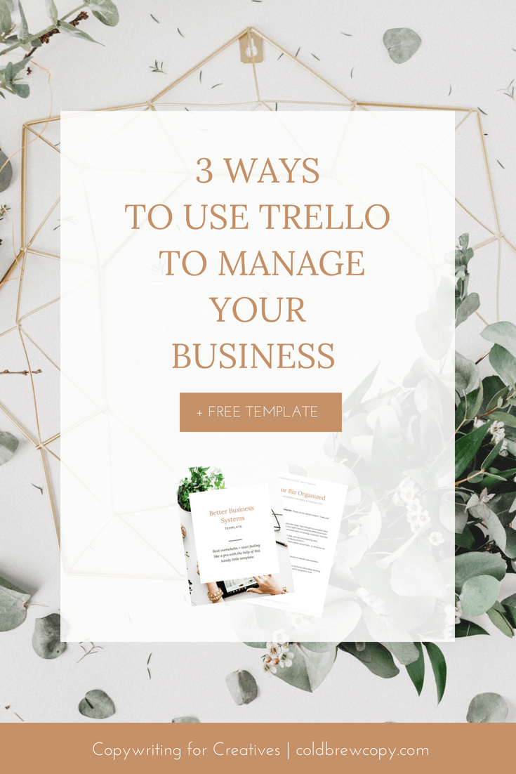 Using Trello for Managing Your Creative Business