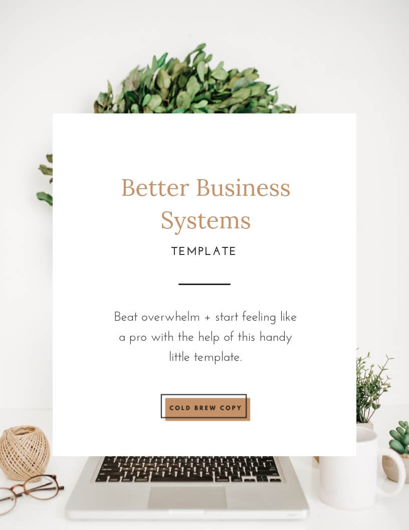 business-systems-template