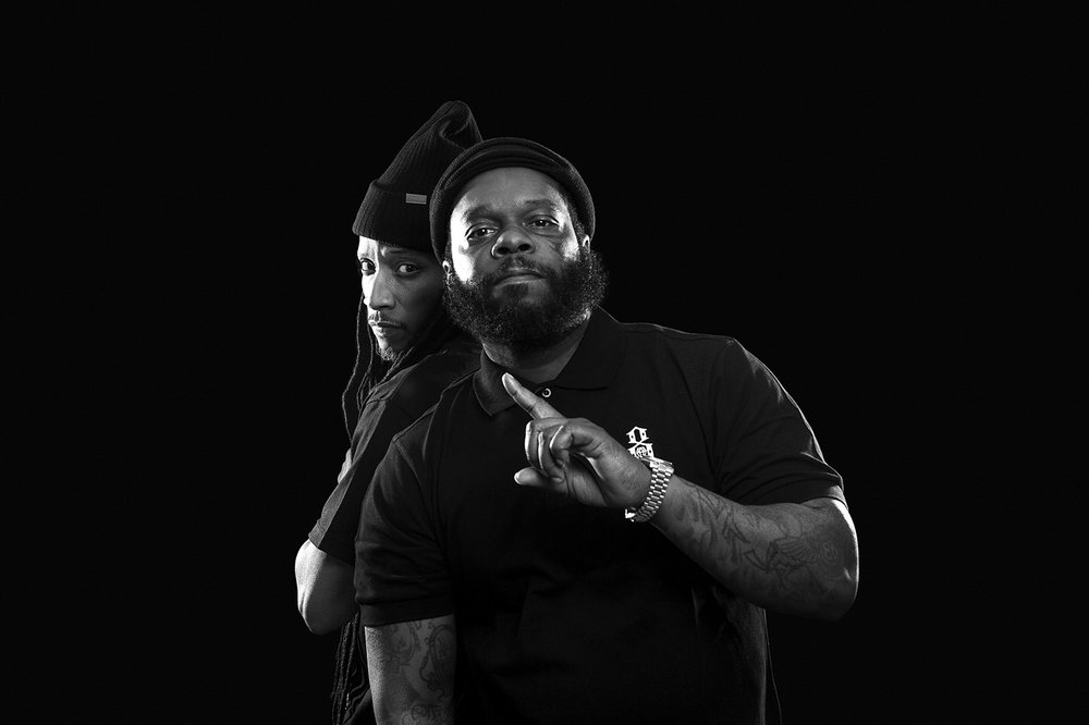 #LetItGo! - This Friday Smif-N-Wessun is set to release their first single