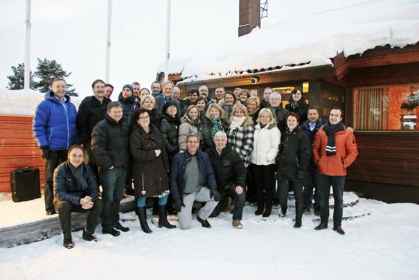 Alle samlet - scenarieprosess i Finnmark (Foresight Finnmark).