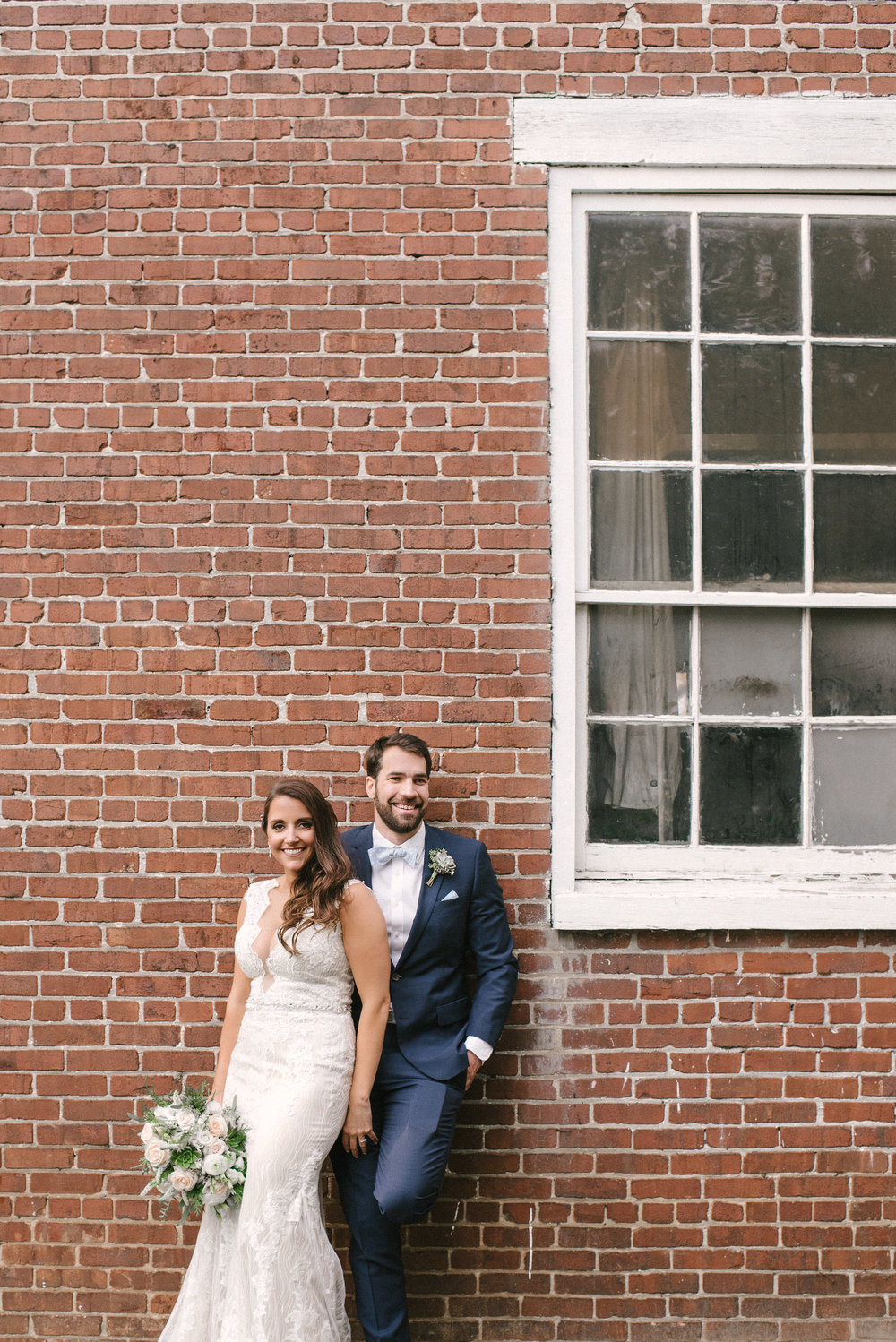 Allison & Matt - The Booking House wedding