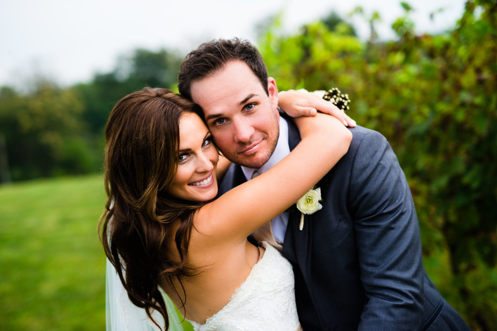 Kristen & Ryan - Moon Dancer Winery wedding