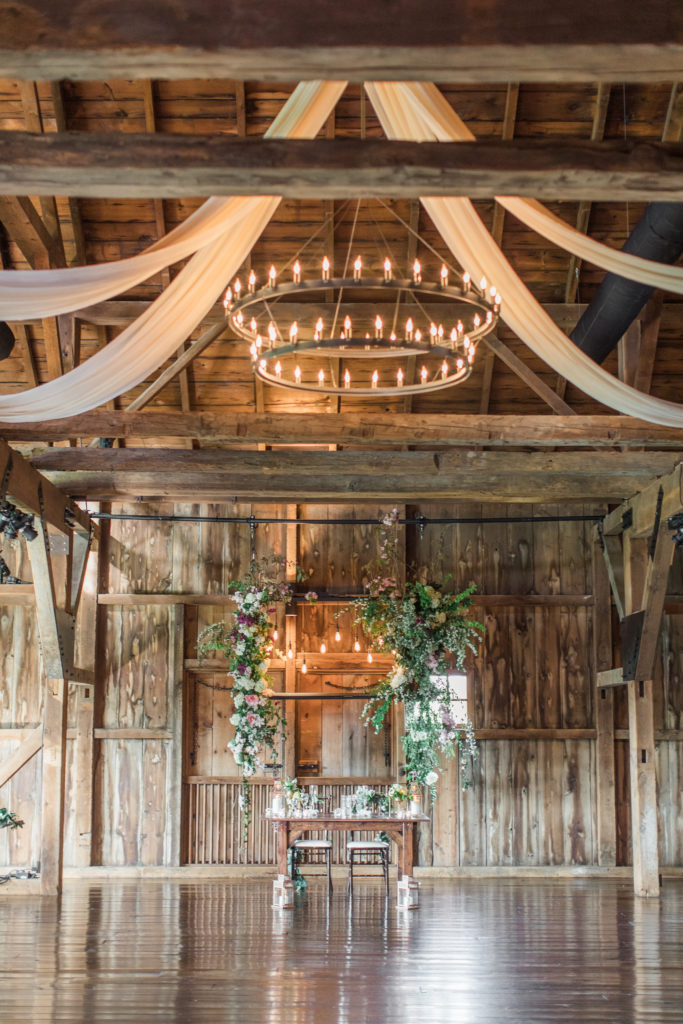 Sweetheart Table, photo:  Lauren Fair Photography