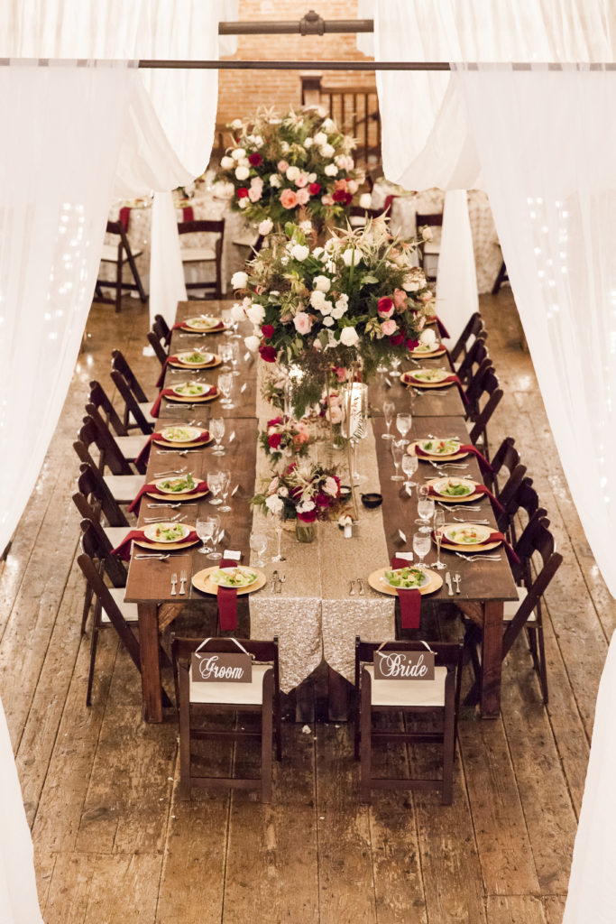 King Arthur Table, photo:  Lisa Hornak Photography