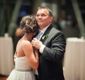 One of my favorite pictures ever – father/daughter dance.