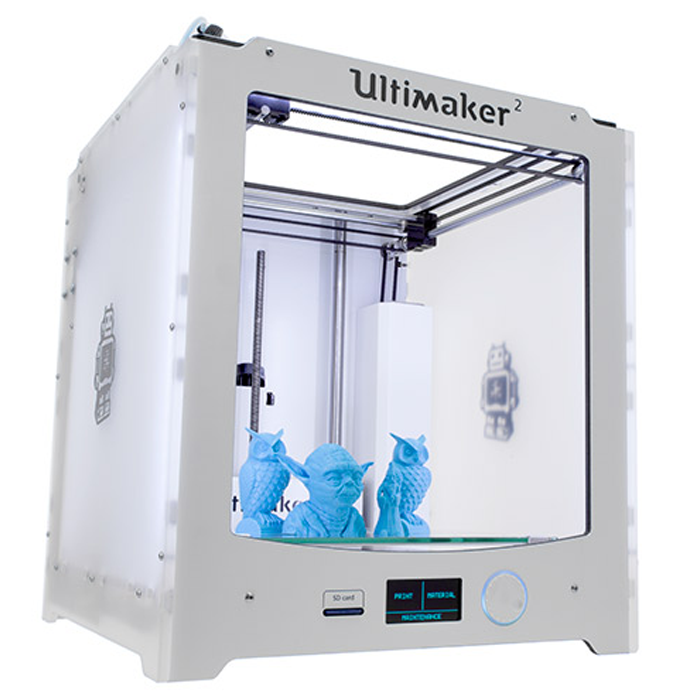 ULTIMAKER 2 - PLA, ABS, TPU, CPE