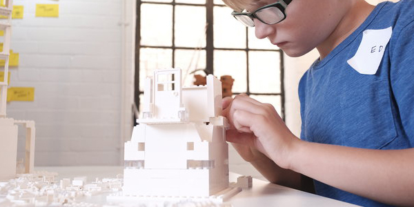 Lego architects - Learn about architectural styles and then build your own creations in the worlds favourite building material - LEGO